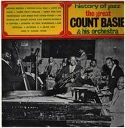 Count Basie & His Orchestra - History Of Jazz: The Great Count Basie & His Orchestra