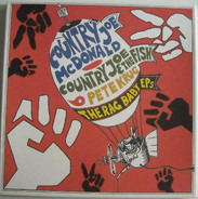 Country Joe And The Fish / Peter Krug / Country Joe McDonald & Grootna - The Rag Baby EPs