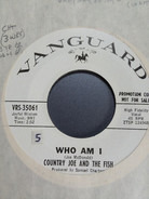 Country Joe And The Fish - Who Am I