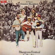 Country Ramblers - Bluegrass Festival In The Sky