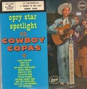 Cowboy Copas - Opry Star Spotlight On Cowboy Copas