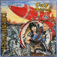 Cozy Powell - The Drums Are Back...