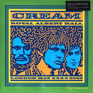 Cream - Royal Albert Hall - London - May 2-3-5-6 2005