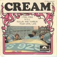 Cream - I Feel Free