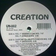 Creation - Feel It