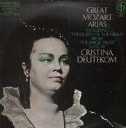 Cristina Deutekom - Great Mozart Arias