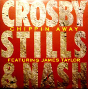 Crosby, Stills & Nash Featuring James Taylor - Chippin' Away