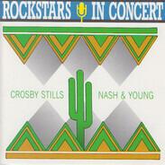 Crosby, Stills, Nash & Young - Live Lakehurst , New Jersey 1970