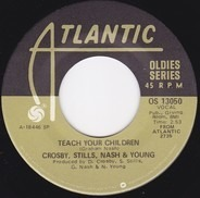 Crosby, Stills, Nash & Young - Woodstock / Teach Your Children