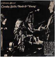 Crosby, Stills, Nash & Young - Celebration Record
