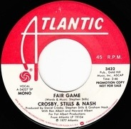 Crosby, Stills & Nash - Fair Game