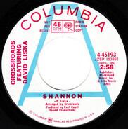 Crossroads Featuring David Liska - Shannon