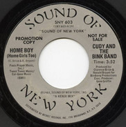 Cudy And The Bink Band - Home Boy (Home Girls Too)