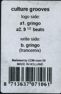 Culture Grooves - Gringo