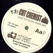 Cut Chemist - Lost N Found Rare Mix