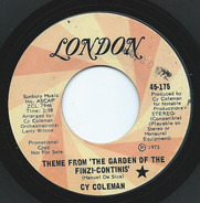 Cy Coleman - Theme From 'The Garden Of The Finzi-Continis'