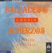Cyprien Katsaris - Balladen und Scherzos
