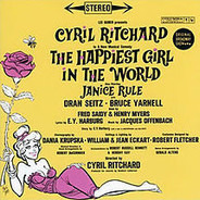 Cyril Ritchard , Janice Rule With Dran Seitz & Bruce Yarnell - The Happiest Girl In The World