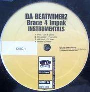 Da Beatminerz - Brace 4 Impak (Instrumentals)