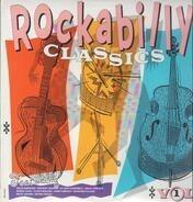 Dale Hawkins, Rockin' Saints a.o. - Rockabilly Classics Volume One