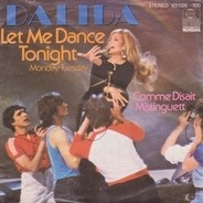 Dalida - Let Me Dance Tonight