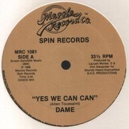 Dame - Yes We Can Can
