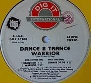 Dance 2 Trance - Warrior