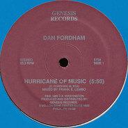 Dan Fordham - Hurricane Of Music