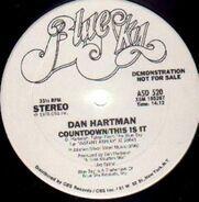 Dan Hartman - Countdown/This Is It / Instant Replay