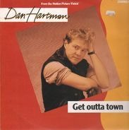 Dan Hartman - Get Outta Town