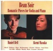 Daniel Bell / Akemi Masuko - Romantic Pieces for Violin and Piano