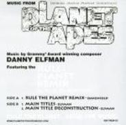 Danny Elfman - Planet Of The Apes Soundtrack