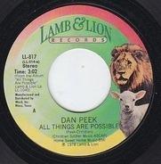 Dan Peek - All Things Are Possible