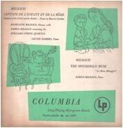 The Juilliard String Quartet (Darius Milhaud) - The Household Muse
