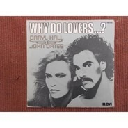 Daryl Hall & John Oates - Why Do Lovers ...?