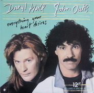 Daryl Hall & John Oates - Everything Your Heart Desires
