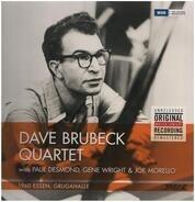 Dave Brubeck Quartet / Paul Desmond / Eugene Wright / Joe Morello - 1960 ESSEN - GRUGAHALLE