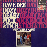 Dave Dee, Dozy, Beaky, Mick & Tich - What's in a Name