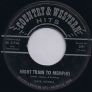 Dave Howell / Jack White - NIght Train to Memphis / Saginaw, Michigan