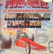 Dave Stewart, Secret Service a.o. - Power-Pack '82
