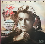 David Bowie Narrates Sergei Prokofiev / Eugene Ormandy , The Philadelphia Orchestra - Benjamin Brit - Peter And The Wolf / Young Person's Guide To The Orchestra