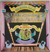 David Bromberg / Richard Leiberson / The Central Park Sheiks / Michael Aumen / Dick Fegy / Tom Gilf - Flat Picking Guitar Festival