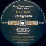 David Duriez Presents Plastic Music - Feel My Drums