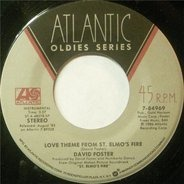 David Foster - Love Theme From St. Elmo's Fire