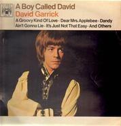 David Garrick - A boy called David
