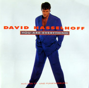 David Hasselhoff - You Are Everything