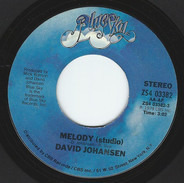 David Johansen - Melody / Here Comes The Night (Live)