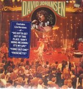 David Johansen - Live It Up