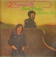 David Crosby - 2 Originals Of David Crosby & Graham Nash