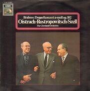 Brahms/ D. Oistrach, M. Rostropovich, G. Szell - Doppelkonzert A Moll op. 102